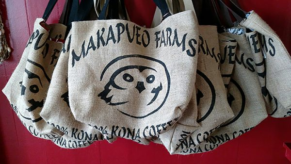 Makapueo Farms Tote Bag